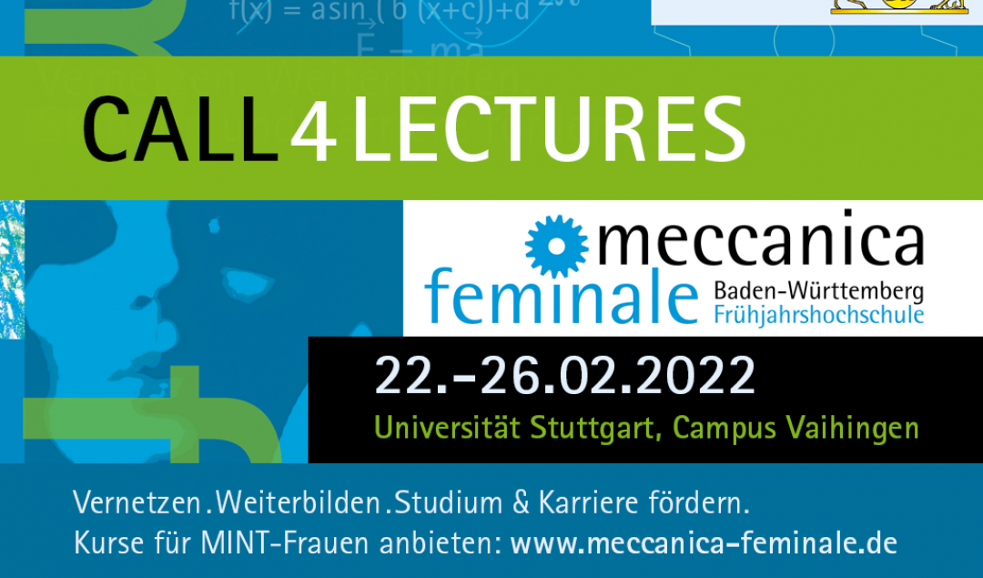 call for lectures